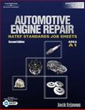 Automotive Engine Repair, Erjavec, Jack, 1418020745