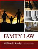 Family Law, William P. Statsky, 1435440749
