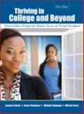 Thriving in College and Beyond 3rd Edition