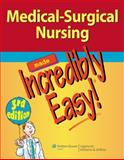 LWW Med-Surg Nursing MIE 3e Text; Plus Mclaughlin 3e Text Package, Lippincott Williams & Wilkins Staff, 1469890747