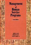 Management of Human Services Programs 9780534130749