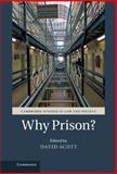 Why Prison?, , 1107030749