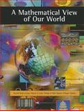 A Mathematical View of Our World, Parks, Harold and Musser, Gary, 0495110752