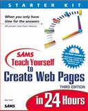 Sams Teach Yourself to Create Web Pages in 24 Hours, Ned Snell, 0672320754