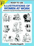 Ready-to-Use Illustrations of Women at Work, Charles Hogarth, 0486290751