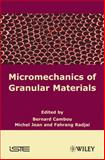 Micromechanics of Granular Materials, , 1848210752