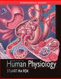Human Physiology, Fox, Stuart Ira, 0071120750