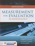 Measurement for Evaluation in Kinesiology, Matthew T. Mahar and Ted A. Baumgartner, 1284040755