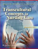 Transcultural Concepts in Nursing Care, Andrews, Margaret M. and Boyle, Joyceen S., 1608310752