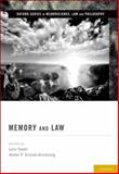 Memory and Law, , 0199920753