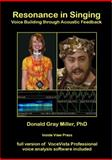 Resonance in Singing, Donald Gray Miller, 0975530755