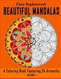 Beautiful Mandalas, Elena Bogdanovych, 1494290758