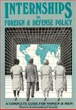 Internships in Foreign and Defense Policy, International Security Women Staff, 0932020755