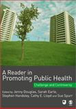A Reader in Promoting Public Health 9781412930758