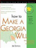 How to Make a Georgia Will, Moses, Edward P. and Warda, Mark, 1572480750