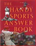 The Handy Sports Answer Book, Roger Matuz and Kevin Hillstrom, 1578590752