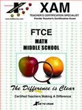 FTCE Math Middle School, XAM Staff, 1581970765