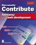 Macromedia Contribute Fast and Easy Web Development, Aneesha Bakharia, 1592000762