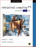 Microsoft Excel 2000, Laudon, Kenneth C. and Rosenblatt, Kenneth, 0072340762