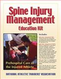Spine Injury Managment Education Kit, National Athletic Trainers' Association, 0736040765