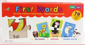 First Words: My House, Animals, Simple Words, , 1927010764