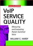VoIP Service Quality, Hardy, William C., 0071410767