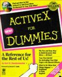 Active X for Dummies, Kurt Fenstermacher, 0764500767