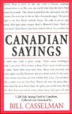 Canadian Sayings, Bill Casselman, 1552780767