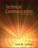 Technical Communication, Lannon, John M., 0321270762