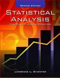 Statistical Analysis for Public Administration 2nd Edition