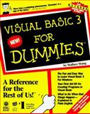 Visual Basic 3 for Dummies, Wang, Wallace, 1568840764