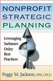 Nonprofit Strategic Planning, Peggy M. Jackson, 0470120762