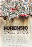 Forensic Linguistics 3rd Edition