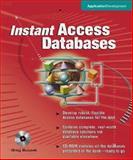 Instant Access Databases, Buczek, Greg, 0072130768