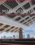 Management : Leading and Collaborating in the Competitive World, Bateman, Thomas and Snell, Scott, 0077630769