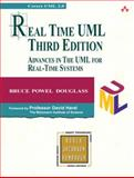 Real Time UML : Advances in the UML for Real-Time Systems, Douglass, Bruce Powel, 0321160762