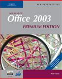 New Perspectives on Microsoft Office 2003, First Course, Ann Shaffer and June Jamnich Parsons, 141886076X