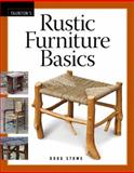 Rustic Furniture Basics, Doug Stowe, 1600850766