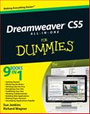Dreamweaver CS5 All-in-One for Dummies, Sue Jenkins and Richard Wagner, 0470610778
