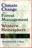 Climate Changes and Forest Management in the Western Hemisphere, Mohammed Dore, 1560220775