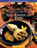 Month of Meals : All-American Fare, American Diabetes Association, 1580400779