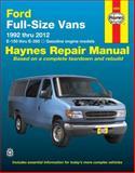 Ford Full Size Vans Automotive Repair Manual, Max Haynes, 1620920778