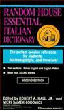 Essential Italian Dictionary, Robert Anderson Hall, 0345410777