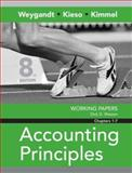 Accounting Principles, Weygandt, Jerry J. and Kieso, Donald E., 0470140771