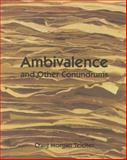 Ambivalence and Other Conundrums, Craig Morgan Teicher, 1890650773