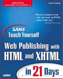 Sams Teach Yourself Web Publishing with HTML and XHTML in 21 Days, Lemay, Laura, 0672320770