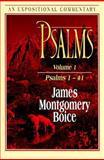 Psalms, James Montgomery Boice, 0801010772