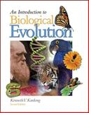 An Introduction to Biological Evolution, Kardong, Kenneth V., 0073050776
