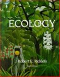 Ecology, Ricklefs, Robert E., 0716720779