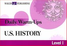 U. S. History Level I, Kathy Sammis, 0825160774